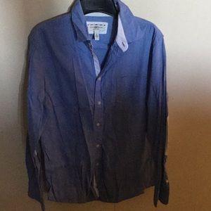 Club room shirt size medium